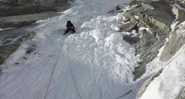 Lagarde Couloir DIrect